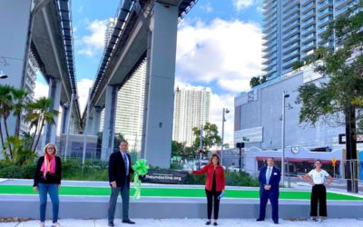 How Friends Of The Underline Founder Meg Daly Transformed Miami by Selling a Really Big Idea