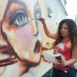 "Miami's Urban Art scene and How to Find Your Style with Miami Artist Diana ""Didi"" Contreras"