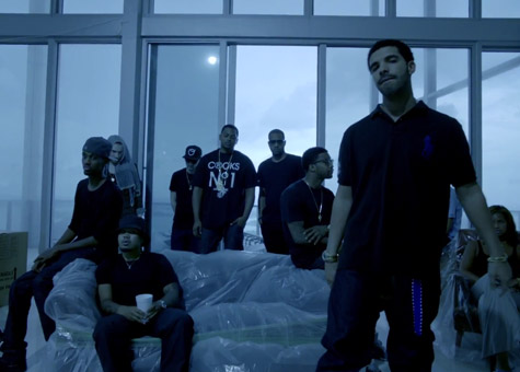 "Hip-hop star Drake selling luxurious Miami condos in ""I'm On One"" music video"