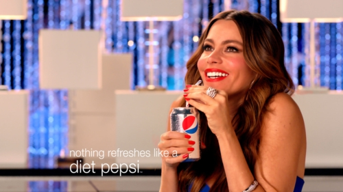 Diet Pepsi Debuts New Ad Featuring Sofia Vergara in Miami
