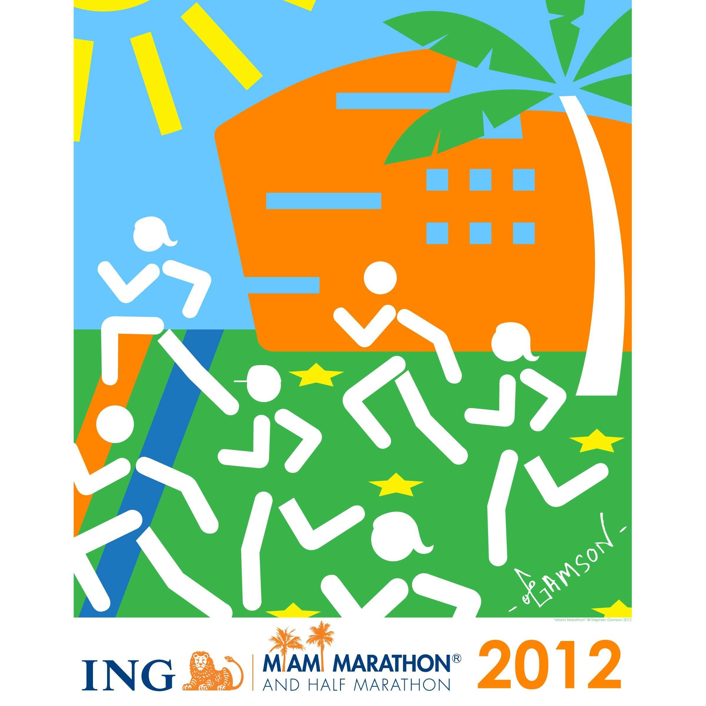 ING Miami Marathon and Half-Marathon