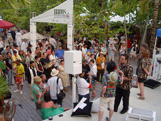 2012 Rum Renaissance Festival returns to Miami