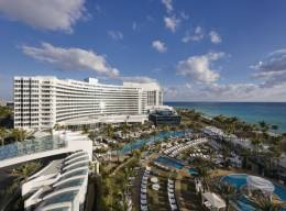 Miami's Fontainebleau Hotel best building in Florida
