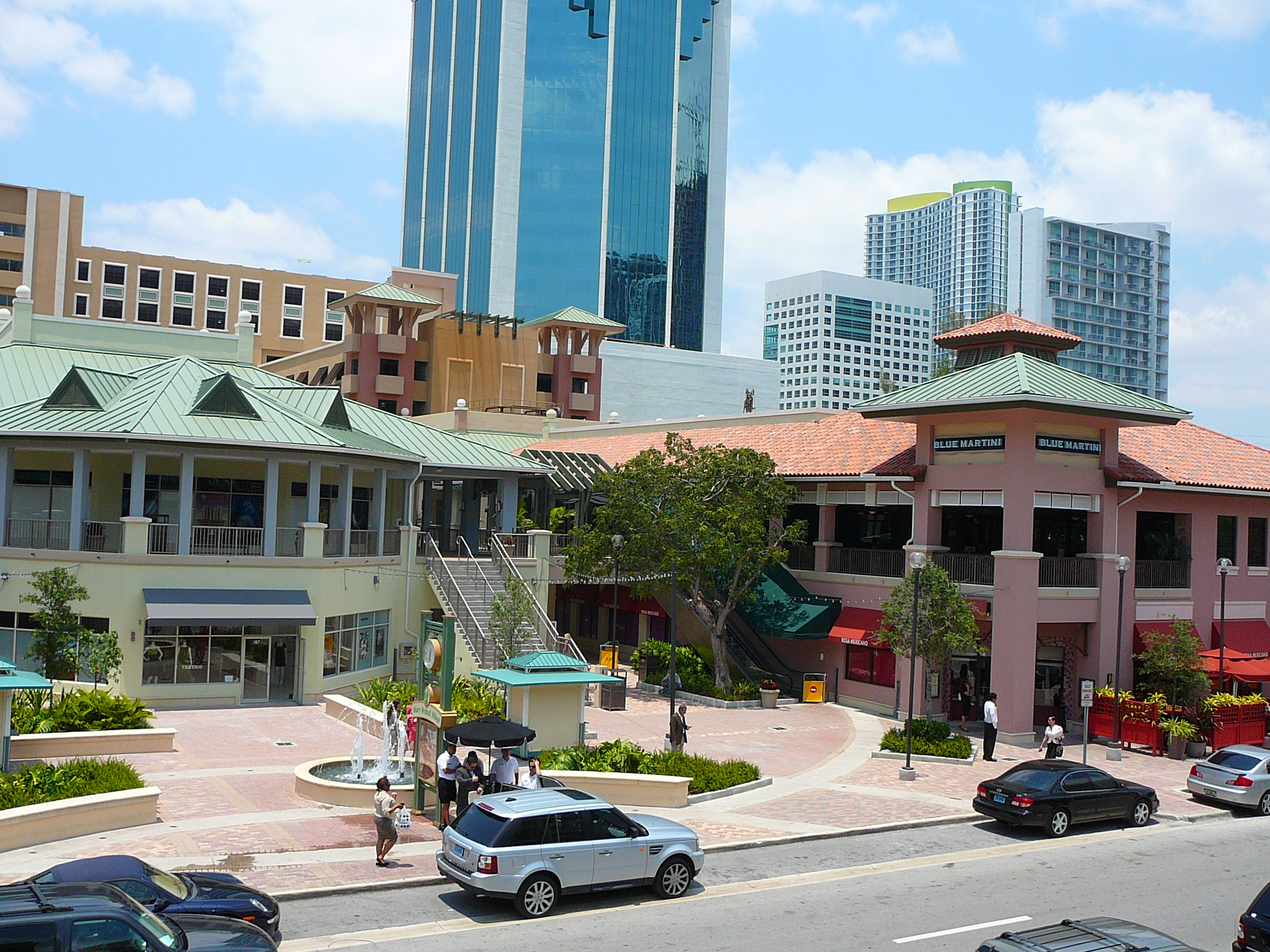 Mary Brickell Village Miami