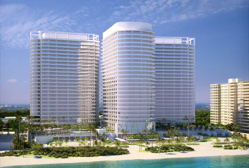 St. Regis Bal Harbour Resort Residences