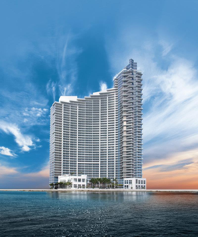 Paramount bay redefines miami living with urban cool for Paramount on the bay