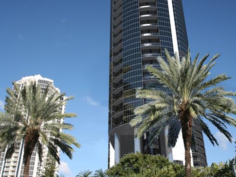 Porsche Design Tower Sunny Isles Miami