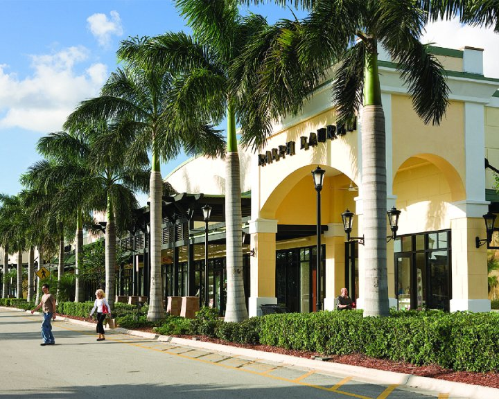 Fashionistas will delight in luxury-brand outlet shopping at The Colonnade Outlets at Sawgrass Mills with over 70 exclusive outlets not found anywhere else in South Florida including Burberry, Diane von Furstenberg, GUCCI, Jimmy Choo, Prada, Salvatore Ferragamo Location: W Sunrise Blvd, , FL.