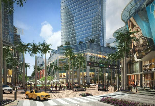 Miami World Center a New City in the Heart of Miami