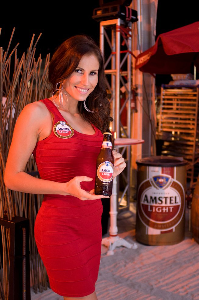 Amstel Light Fires Up the Grill to Host Sixth Annual Amstel Light Burger Bash 2012