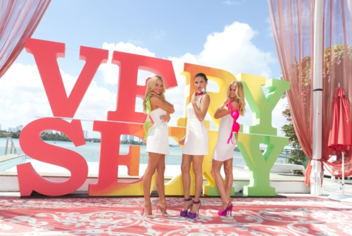 Victoria's Secret Angels kick off Sexy Tour in Miami