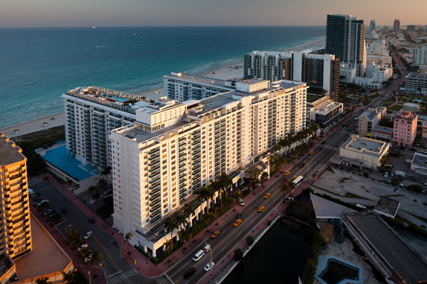 Premier South Beach Hotel, Formally Known as Gansevoort, Purchased by Starwood Capital Group, LeFrak Organization and Invesco