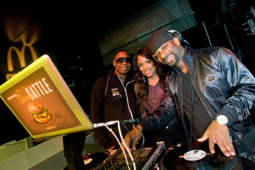 Celebrity DJs Crown Flavor Battle Champion in Miami
