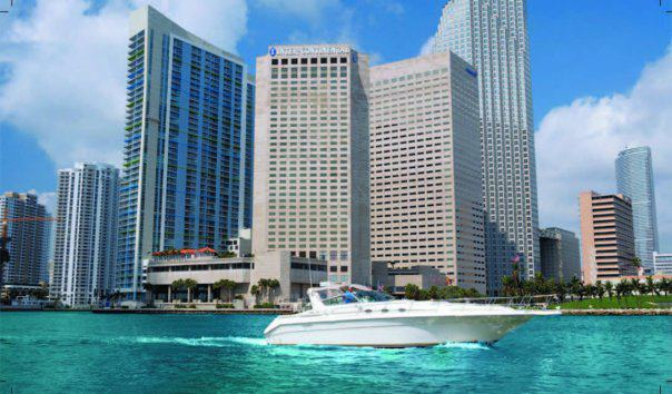 InterContinental Miami goes 100% Green with Wind Power