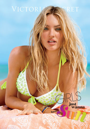 Time for a Beach Break with the Victoria's Secret Angels