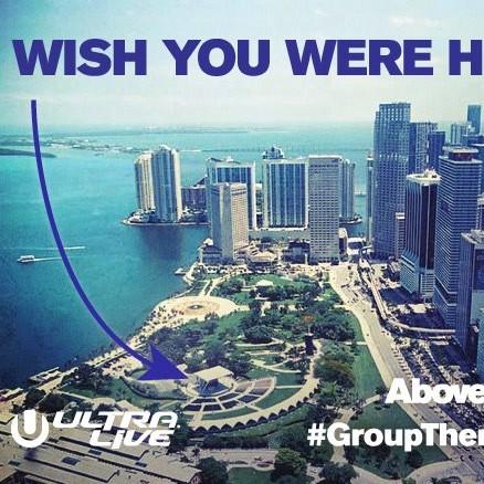 Ultra 2012 Top Music Festival in Miami