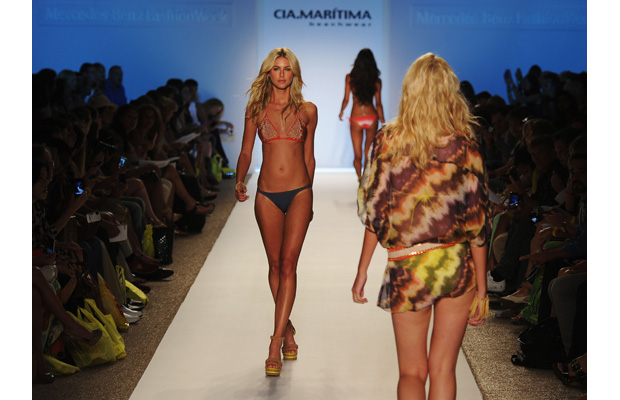 Miami Beach International Fashion Week 2012
