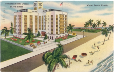 South Beach Group Hotels Purchases Prime Property In Famed Mid-Beach Miami