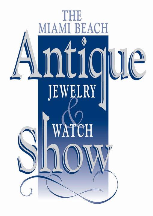 Miami beach antique jewelry watch show kicks off antique for Miami beach jewelry watch show