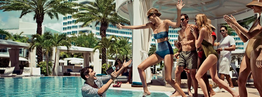 Fontainebleau Miami Beach Kicks Off The Summer Season With BleauLive Performance By fun