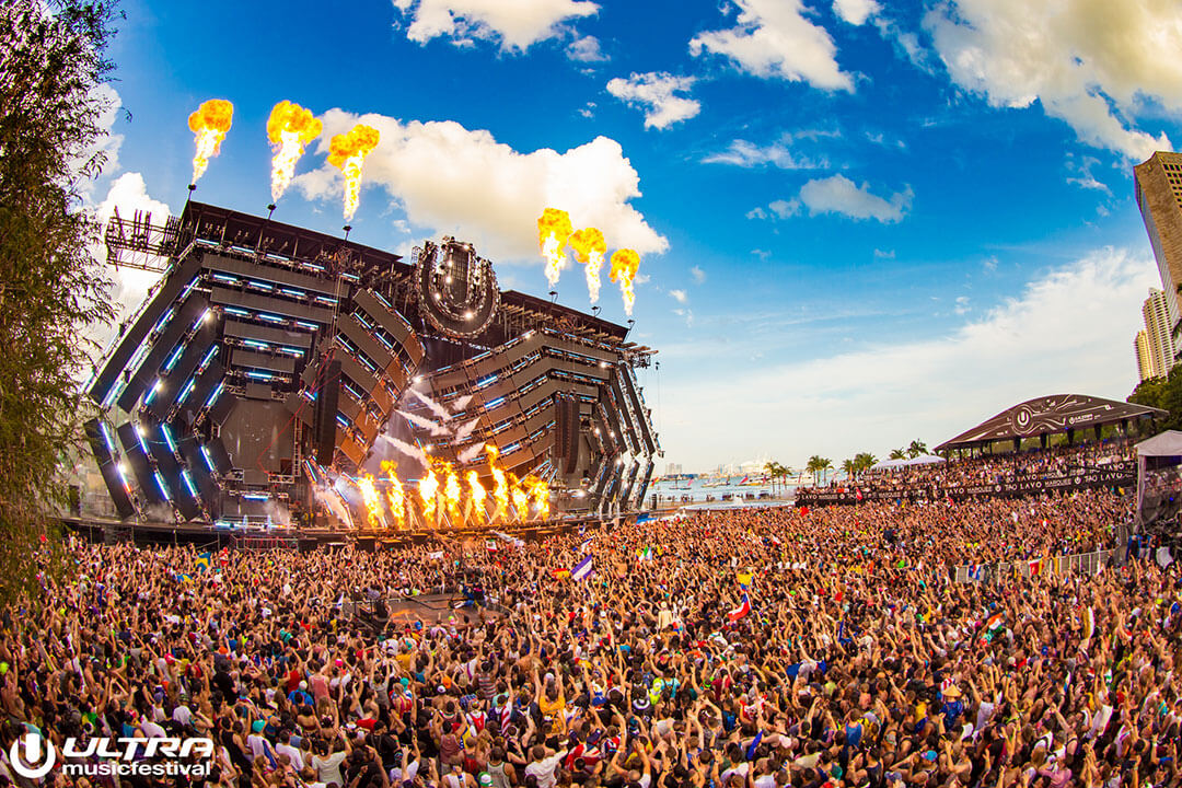 Ultra Music Festival Miami Announces Relocation to Virginia Key As New Home