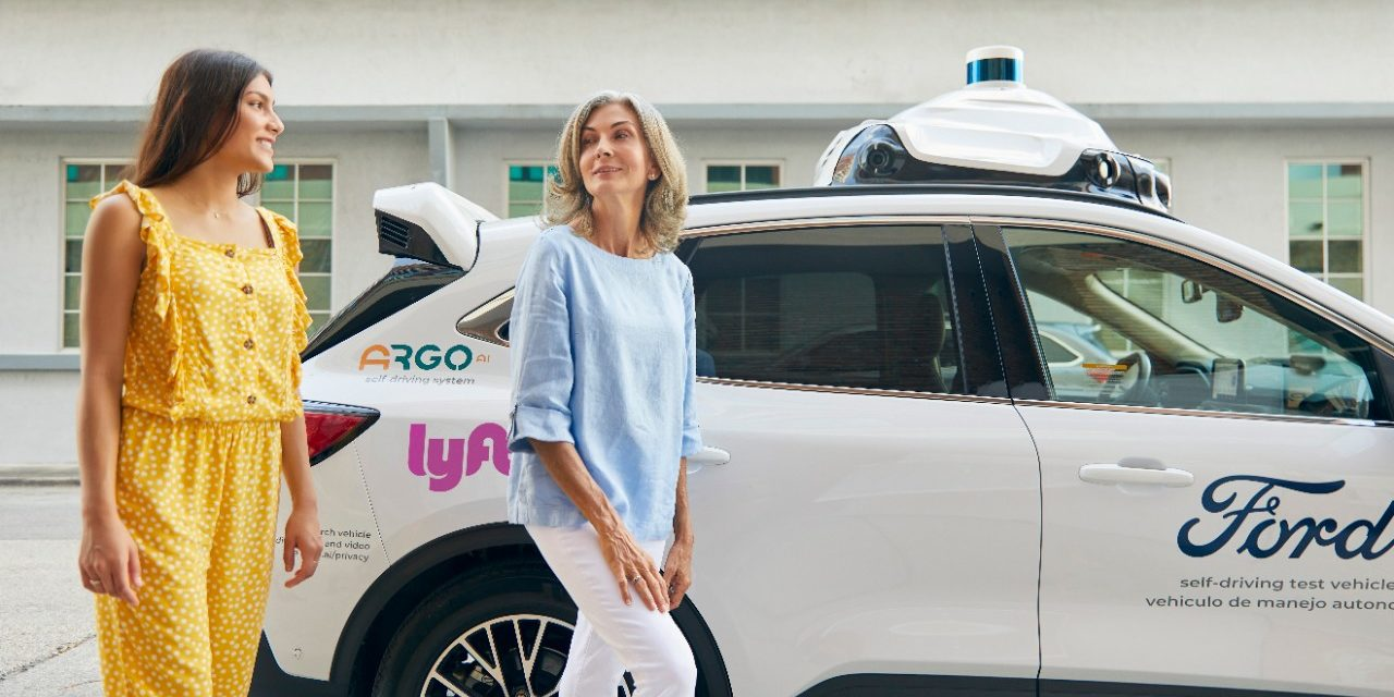 Argo AI and Ford to Launch Self-Driving Robotaxis in Miami