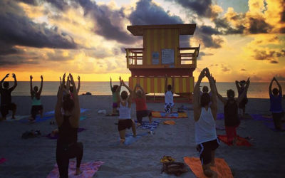 Miami Beach: A Wellness Haven for Vacationers This Summer