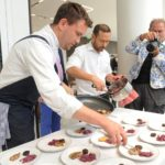 """A taste of """"Royal British Cuisine"""" with Award Winning English Chef Justin Brown at Aston Martin Residences"""