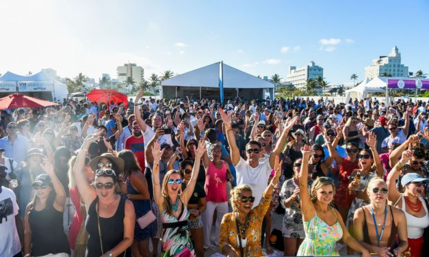 Here's Your Guide To All The Live Music You Can Catch At South Beach Wine & Food Festival