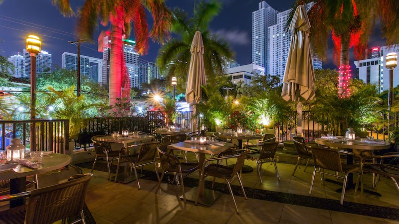 Brickell and Downtown is Miami's new Culinary Epicenter