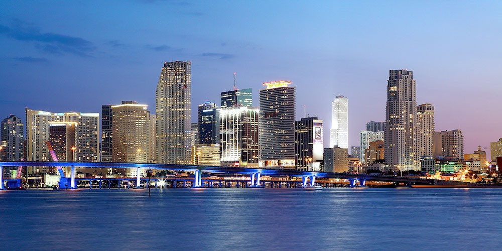 5 of Miami's Hottest Neighborhoods