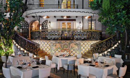 Gianni's at the Versace Mansion Offers New Year's Eve Al Fresco