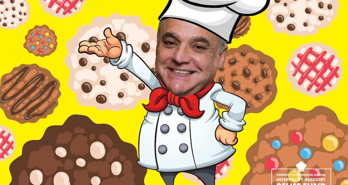 """The Lee Brian Schrager """"Putting on the Pounds (LBS) Bake Sale"""" Benefiting Restaurant Relief is Back"""