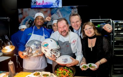 Celebrity Entertainment Announced for Taste of the NFL's Party With A Purpose