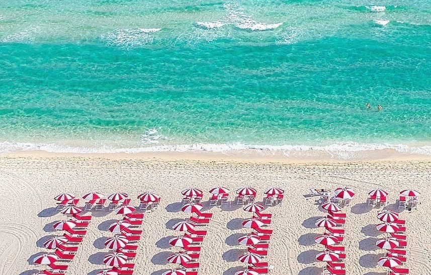 Miami Beach Invites Visitors to Experience the Destination's Naturally-Perfect Backdrop to Unwind and Relax