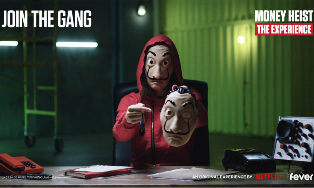 """""""Money Heist: The Experience"""" To Open On October 29, 2021 In Miami"""