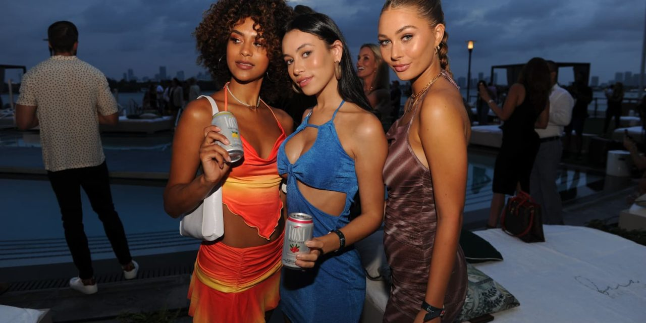 Sports Illustrated Swimsuit returned to Miami with runway show at Mondrian Hotel during Paraiso Miami Beach