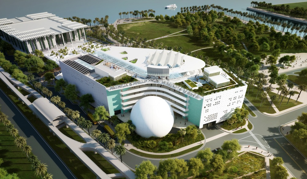 Miami's Science Museum is a palace for the ever-curious
