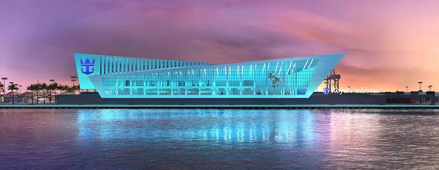 Royal Caribbean Cruises to build world-class cruise terminal at PortMiami