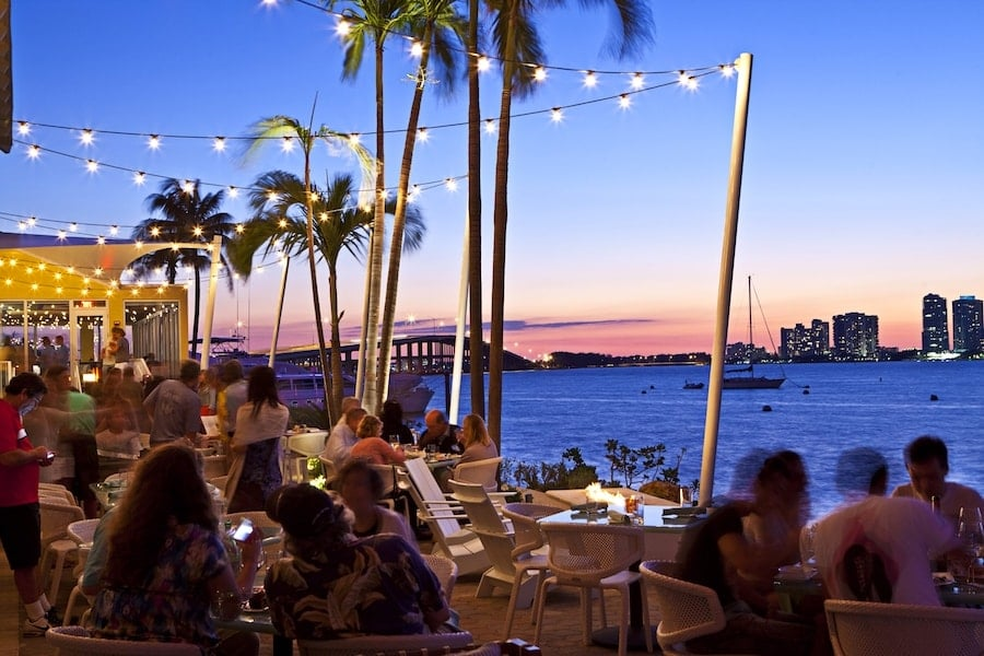 Where to Dine on Valentine's Day 2018 in Miami