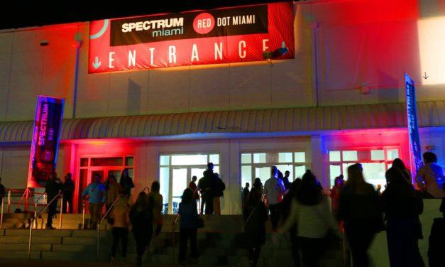 spectrum miami and red dot miami return to miami art week 2019
