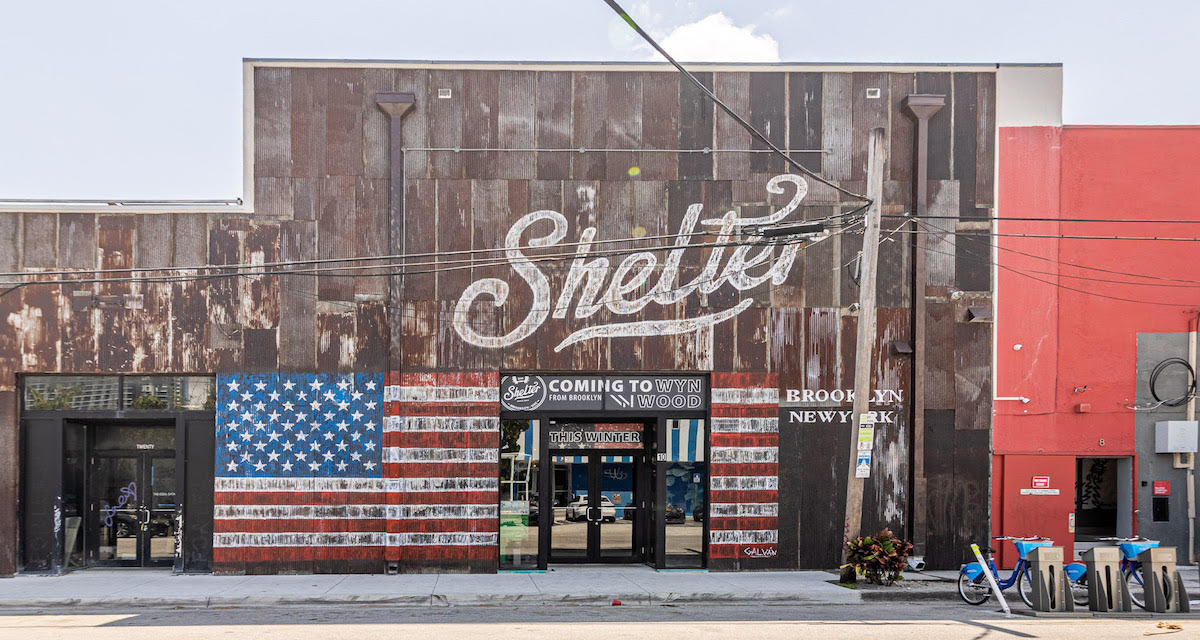 Shelter restaurant from Brooklyn New York Officially Open in Wynwood Miami