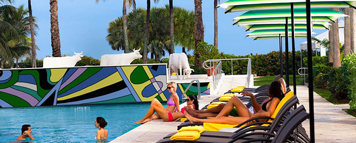 New summer offerings at Kimpton's Surfcomber's the Social Club