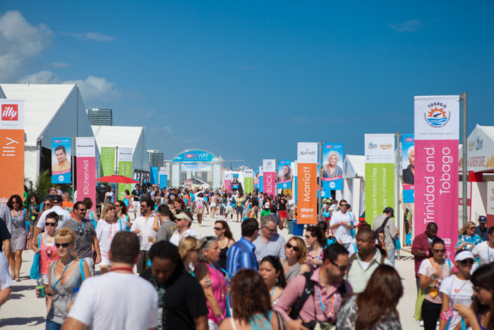 South Beach Wine & Food Festival Continues Upgrade Of Its Signature Miami Beach Event For 15th Anniversary
