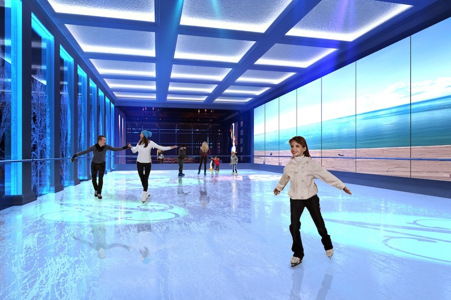 The Estates at Acqualina_IceSkating