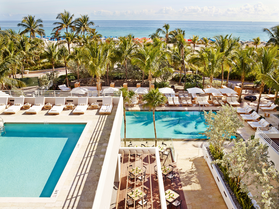 The James Royal Palm Miami