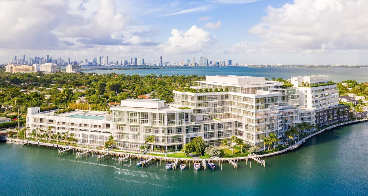 The Ritz-Carlton Residences, Miami Beach Developed By Lionheart Capital Sells Over $130 Million In 75 Days