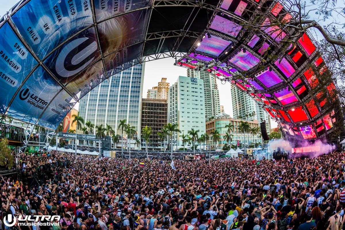 Ultra Music Festival smashes records on its 20th anniversary