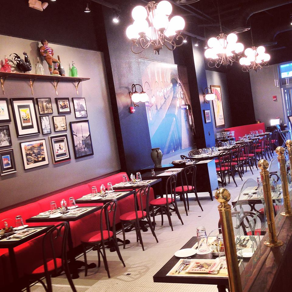 Bistro Cassis Opens In Midtown, Offering Traditional French Cuisine & Ambiance