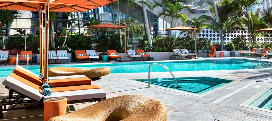 Features Miami Hotels 2020
